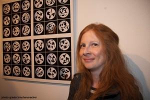 Catrin Holzleitner und ihre Ornamentkunst
